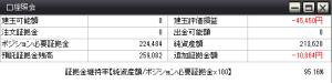 2013年2月17日の資産状況FX