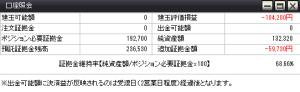 2013年4月5日の資産状況FX